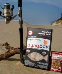 Blood worms the best fishing bait for whitings