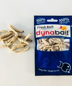 Bamboo worms for trout