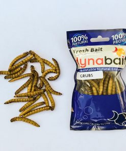 superworms trout fishing bait