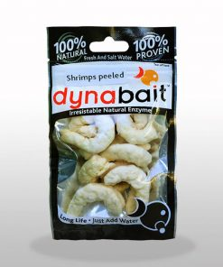Shrimps peeled fishing bait is perfect for large variety of fish